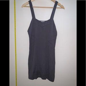 Cotton On Gray geometric Bodycon Dress